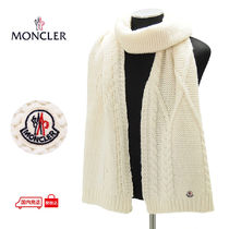 【57】 MONCLER 国内発送 クーポン発行可 マフラー SCIARPA