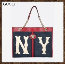 GUCCI(グッチ)★Large Rajah Suede Tote★送料込み★国内発送