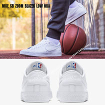NIKE★SB ZOOM BLAZER LOW NBA★NBAロゴ