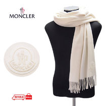 【58】 MONCLER 国内発送 クーポン発行可 マフラー SCIARPA