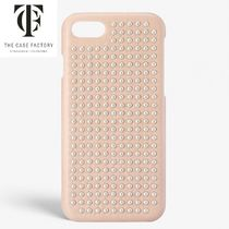 ★THE CASE FACTORY★ スタッズ iPhone 7/8 ★関税&送料込★