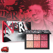 NARS☆ホリデー限定☆HOT TRYST 6色チークパレット