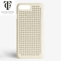 ★THE CASE FACTORY★ IPHONE 7/8 PLUS スタッズ★関税 送料込★