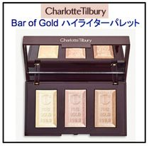 "*Charlotte Tilbury*""Bar Of Gold"" ハイライターパレット"