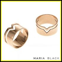 送料関税込☆Maria Black☆FOOLED HEART RING ROSE GOLD
