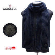 【66】 MONCLER 国内発送 クーポン発行可 マフラー SCIARPA