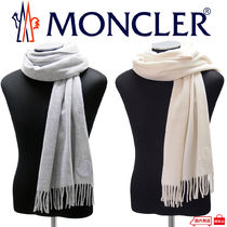 【67】 MONCLER 国内発送 クーポン発行可 マフラー SCIARPA