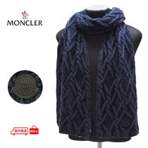 【68】 MONCLER 国内発送 クーポン発行可 マフラー SCIARPA