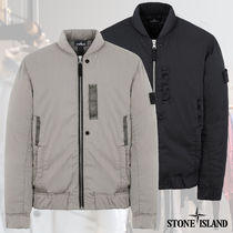 直営店★ FLANK POCKET DOWN BOMBER WITH DROP POCKET