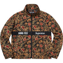 【WEEK8】AW18 SUPREME /GORE-TEX COURT JACKET/flower