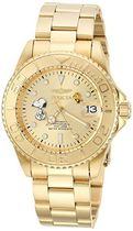 Invicta Men's 'Character Collection' Automatic Stainless S