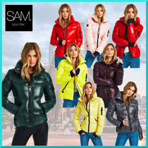 希少!!SAM NEW YORK(サム・ニューヨーク)FREESTYLE DOWN JACKET