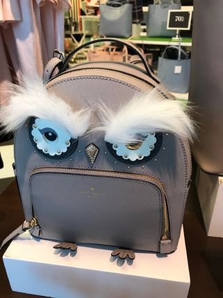 04d5741a6d43e kate spade new york バックパック・リュック  Kate spade Owl tomi♪幸運 ...