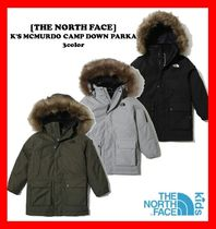 人気★【THE NORTH FACE】KIDS★MCMURDO CAMP DOWN PARKA★3色★
