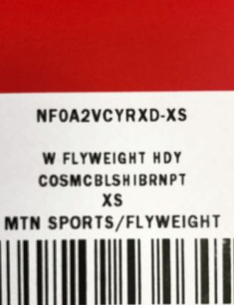 THE NORTH FACE アウターその他 THE NORTH FACE☆FLYWEIGHT HOODIE☆USA☆sizeXS☆COBL☆(9)