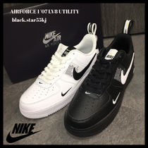 新作 ★NIKE 限定 AIRFORCE 1 '07 LV8 UTILITY  2カラー 送料込