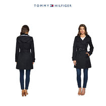【Tommy Hilfiger 】大人気♡Double Breasted Trench Coat