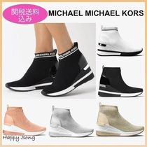 Michael Kors★ソックススニーカー★Skyler Knit High-Top