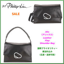 【SALE】3.1 フィリップリム Alix Leather Flap Shoulder3WAY