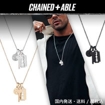 Chained & Able(チェーンドアンドエイブル) ネックレス・チョーカー 大人気!Chained & Able★BLADE BUNCH ネックレス★クーポン付き