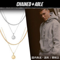 Chained&Able★メダリオン LAYERパックネックレス★クーポン付き