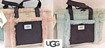 各1点づつ☆UGG(アグ)Sundance Suede & Leather Grab Bag 2色