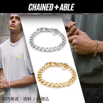 Chained & Able★CUBAN LINK CHAIN ブレスレット★クーポン付き