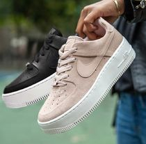 大人気 ★ Nike AIR FORCE 1 SAGE LOW レディース