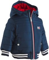 Tommy Hilfiger(トミーヒルフィガー) べビーアウター Tommy Hilfiger  Bailey Puffer Jacket 2色