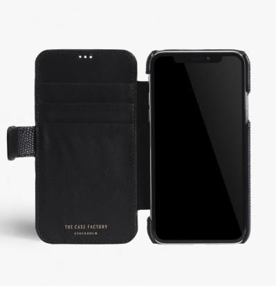 THE CASE FACTORY スマホケース・テックアクセサリー 関税送料込☆THE CASEFACTORY☆IPHONE X/XS CARDCASE LIZARD (4)
