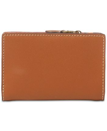 Ralph Lauren 折りたたみ財布 国内発 Lauren Ralph Lauren Dryden Smooth Zip Wallet ミニ財布(2)