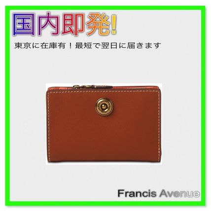 Ralph Lauren 折りたたみ財布 国内発 Lauren Ralph Lauren Dryden Smooth Zip Wallet ミニ財布
