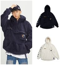 日本未入荷ROMANTIC CROWNのPocket Fur Anorak 全2色