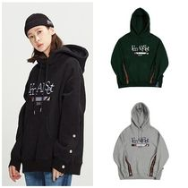 日本未入荷ROMANTIC CROWNのALL SET Cuffs Hoodie 全3色