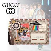 GUCCI 18-19/AW Pouch Gucci Courrier