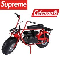 Supreme シュプリーム Coleman CT200U MINI BIKE, RED SS 17
