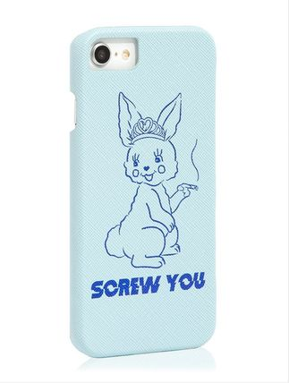 SKINNYDIP iPhone・スマホケース 【2018AW新作】☆SKINNY DIP☆SCREW YOU☆iPhoneケース(3)