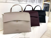 新作!!【FURLA】2018秋冬 NIKI Leather Bag☆Lサイズ☆2WAY