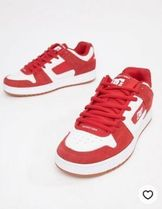 DC Shoes(ディーシーシューズ) スニーカー DC Shoes Manteca Trainer in Red