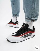 DC Shoes(ディーシーシューズ) スニーカー DC Shoes Legacy 98 Slim Trainer in Black & Red