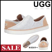 SALE【UGG】Adley Perforated Stardust★スリッポンスニーカー★