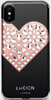 """LUCIEN スマホケース・テックアクセサリー レアLUX★iPhoneX★LUCIEN """"L'AMOUR"""" SERIES4色展開(10)"""