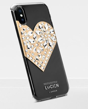 """LUCIEN スマホケース・テックアクセサリー レアLUX★iPhoneX★LUCIEN """"L'AMOUR"""" SERIES4色展開(8)"""