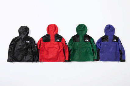 Supreme ジャケットその他 【AW18】Supreme x The North Face / Leather Mountain Parka(4)