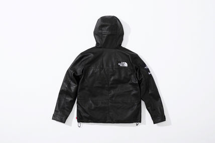 Supreme ジャケットその他 【AW18】Supreme x The North Face / Leather Mountain Parka(6)