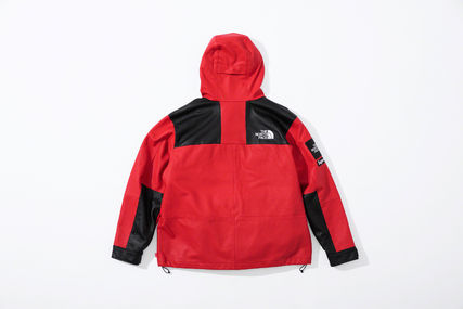 Supreme ジャケットその他 【AW18】Supreme x The North Face / Leather Mountain Parka(8)