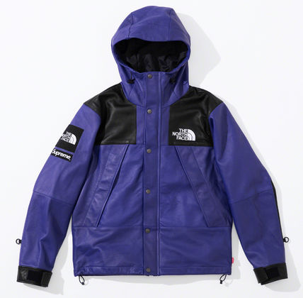 Supreme ジャケットその他 【AW18】Supreme x The North Face / Leather Mountain Parka(9)