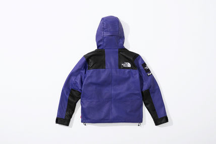 Supreme ジャケットその他 【AW18】Supreme x The North Face / Leather Mountain Parka(10)