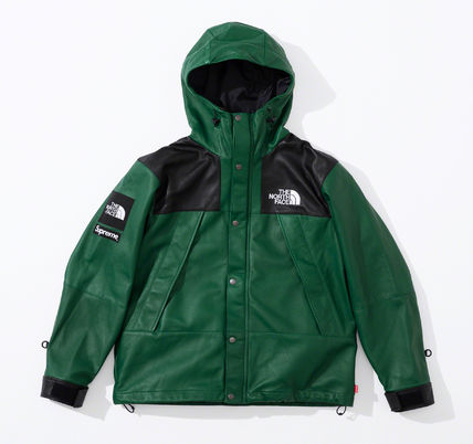 Supreme ジャケットその他 【AW18】Supreme x The North Face / Leather Mountain Parka(11)