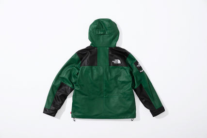 Supreme ジャケットその他 【AW18】Supreme x The North Face / Leather Mountain Parka(12)